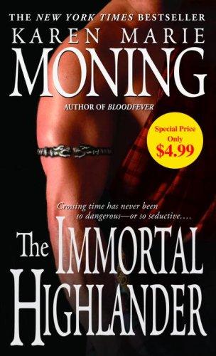 9780440245049: The Immortal Highlander