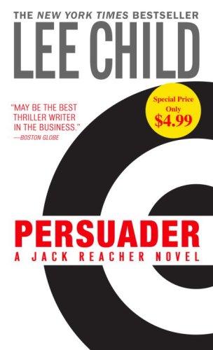 9780440245056: Persuader (Jack Reacher, No. 7)