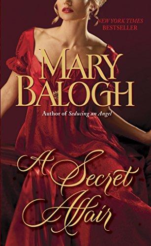 9780440245285: A Secret Affair (Huxtable Quintet, Book 5)