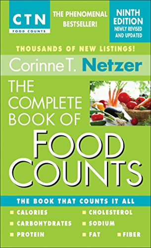 9780440245612: The Complete Book of Food Counts, 9th Edition: The Book That Counts It All