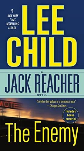 9780440245995: The Enemy (Jack Reacher)