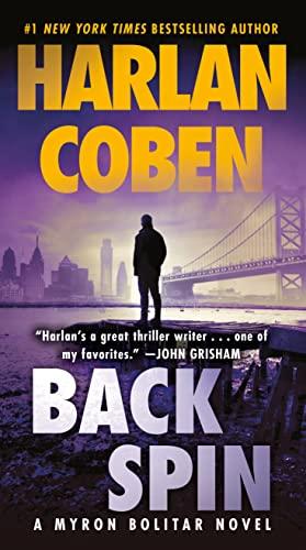 9780440246084: Back Spin: A Myron Bolitar Novel