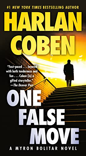 9780440246091: One False Move: A Myron Bolitar Novel