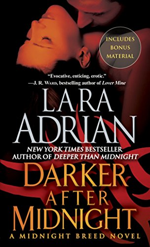 Darker After Midnight : A Midnight Breed Novel