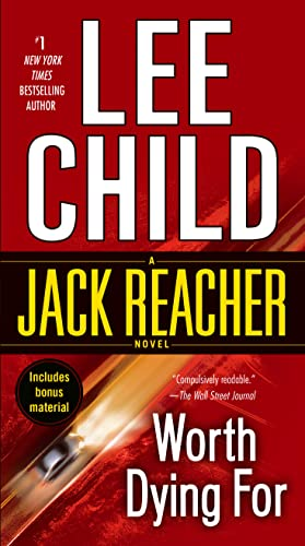 9780440246299: Worth Dying For (Jack Reacher)