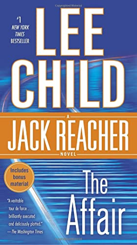 9780440246305: The Affair (Jack Reacher)