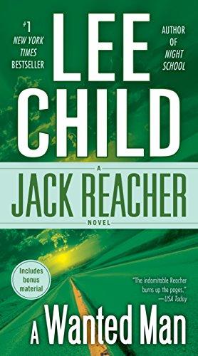 9780440246312: A Wanted Man (Jack Reacher)