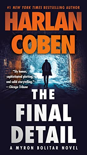 9780440246336: The Final Detail (Myron Bolitar)