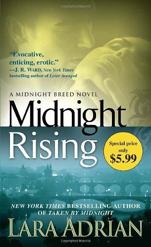 9780440246374: Midnight Rising: A Midnight Breed Novel