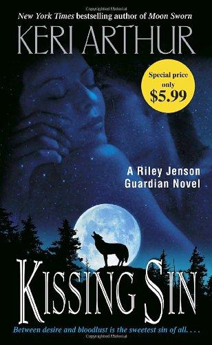9780440246398: Kissing Sin (Riley Jenson Guardian)