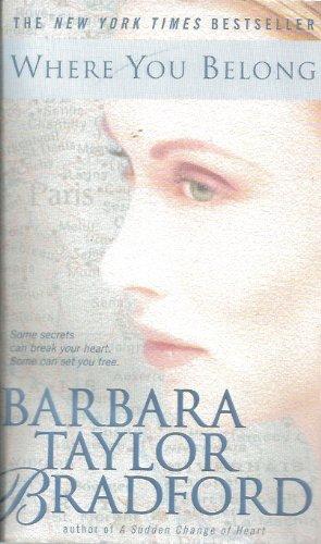 Where You Belong: Bradford, Barbara Taylor