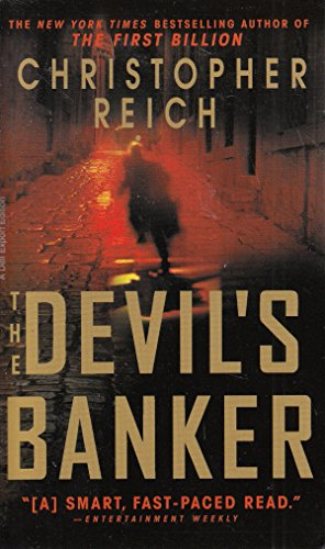 9780440296102: [The Devil's Banker] (By: Christopher Reich) [published: August, 2004]