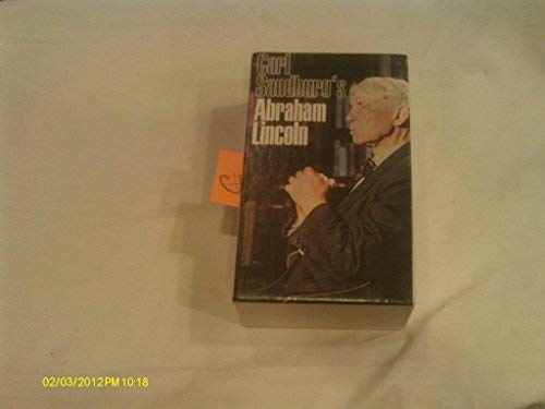 9780440300083: Abraham Lincoln: The Prairie Years, the War Years (3 volumes)