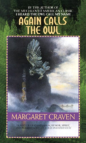 a book analysis of i heard the owl call my name by margaret craven I heard the owl call my name in a world that knows too well the anguish inherent in the clash of old ways and new lifestyles, margaret craven's classic and timeless story of a young man's journey into the pacific northwest is as relevant today as ever.