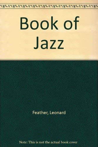 9780440306801: Book of Jazz
