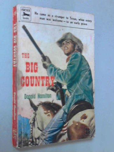 The Big Country: Hamilton, Donald