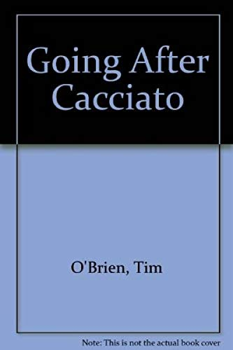 9780440329657: Going After Cacciato