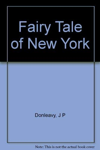 Fairy Tale of New York: Donleavy, J P