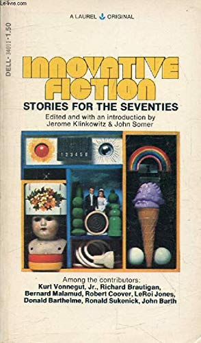 9780440340119: Innovative fiction: Stories for the seventies