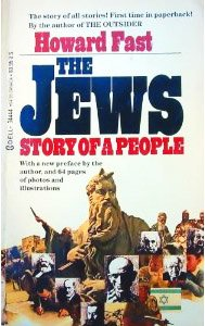 The Jews: Story of A People (0440344441) by Howard Fast