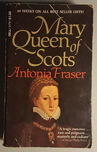 9780440354765: Mary, Queen of Scots