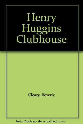 9780440360155: Henry Huggins Clubhouse