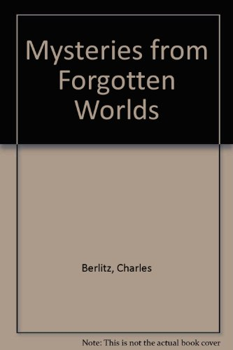 9780440362142: Mysteries from Forgotten Worlds