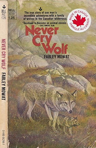 9780440362999: Never Cry Wolf