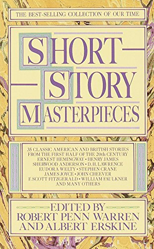 Short Story Masterpieces: 35 Classic American and: Ernest Hemingway, William