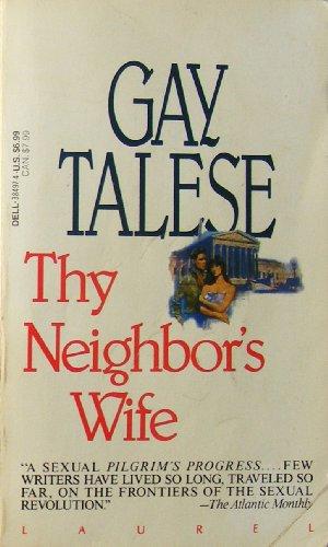 9780440384977: Thy Neighbor's Wife