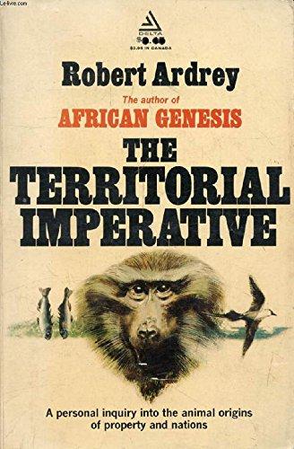 9780440386193: Territorial Imperative