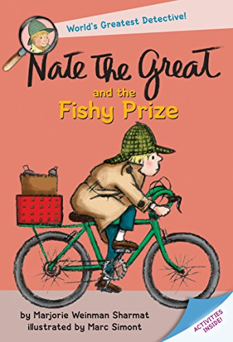 Nate the Great and the Fishy Prize: Sharmat, Marjorie Weinman