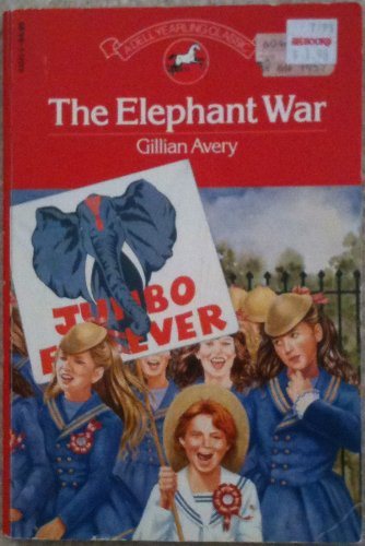 9780440400400: The Elephant War