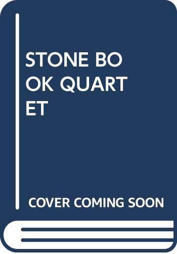 9780440400493: The Stonebook Quartet