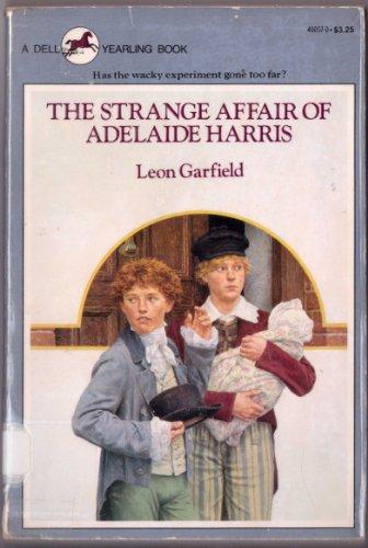 9780440400578: The Strange Affair of Adelaide Harris
