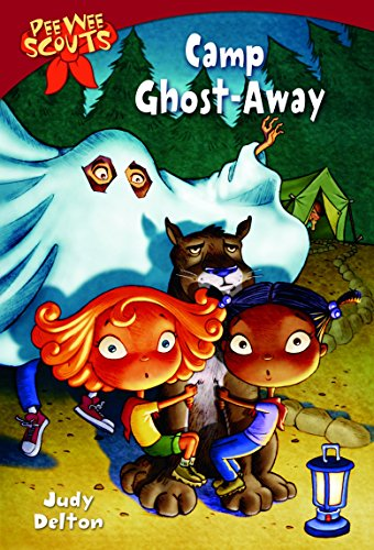 Pee Wee Scouts: Camp Ghost-Away: Judy Delton