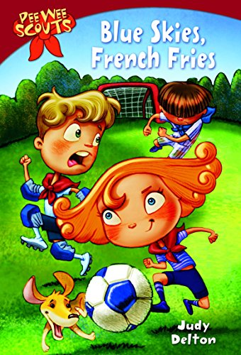 9780440400646: Pee Wee Scouts: Blue Skies, French Fries