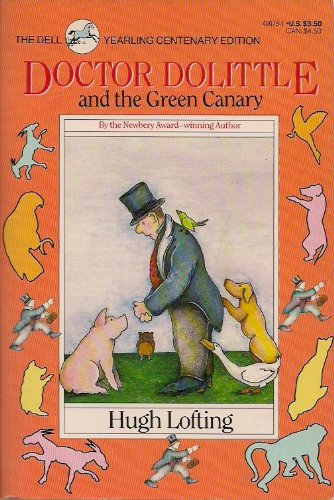 9780440400790: Doctor Dolittle and the Green Canary
