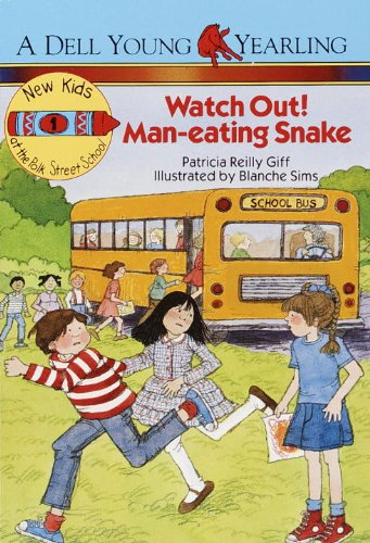 9780440400851: Watch Out! Man-Eating Snake! (The New Kids of Polk Street School)