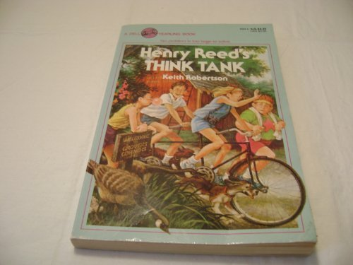 Henry Read's Think Tank: Robertson, Keith