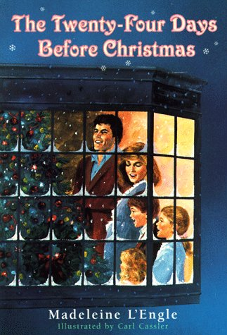 Twenty-Four Days Before Christmas (Dell Young Yearling): Madeleine L'Engle