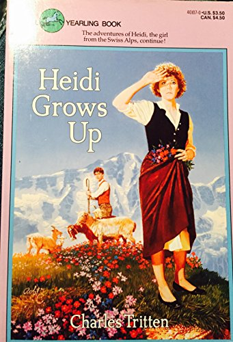 9780440401070: Heidi Grows Up
