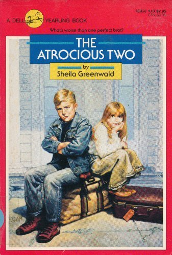 9780440401414: The Atrocious Two
