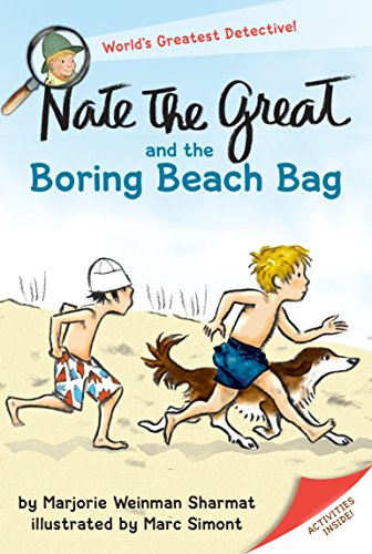 9780440401681: Nate the Great and the Boring Beach Bag