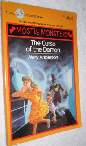 The Curse of the Demon (Mostly Monsters): Anderson, Mary