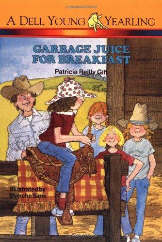 9780440402077: Garbage Juice for Breakfast (Polka Dot Private Eye)