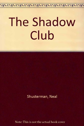 9780440402718: The Shadow Club