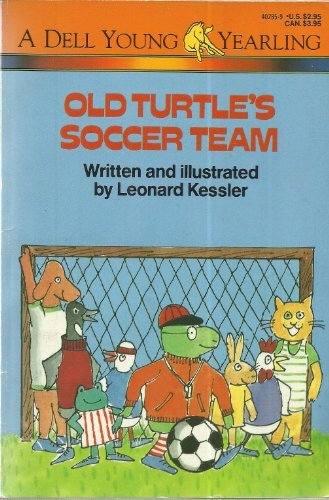 9780440402855: Old Turtle's Soccer Team