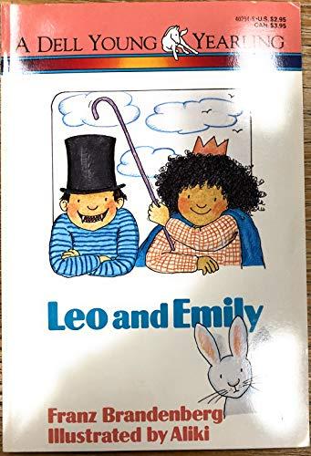 9780440402947: LEO AND EMILY