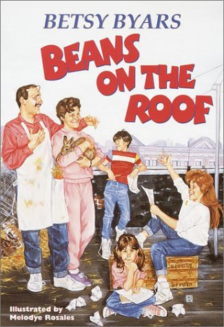 Beans on the Roof: Byars, Betsy